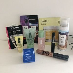 NWT Bundle of Deluxe Beauty Samples